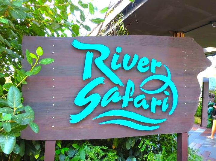 シンガポールのリバーサファリ-RiverSafari-20