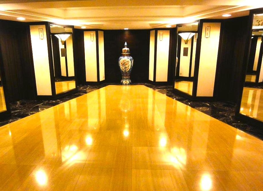 ヒルトン東京-新宿のホテル-ホール