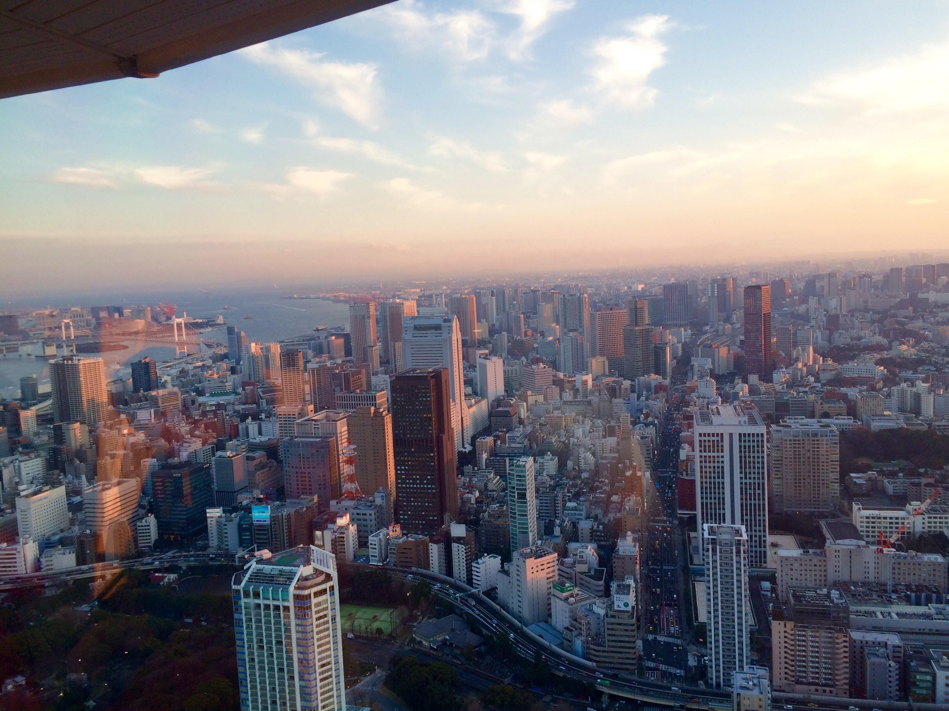 東京タワー-展望台-1