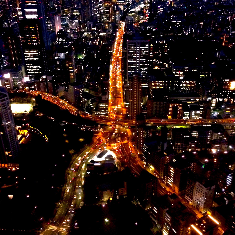 東京の観光-東京タワー-もう1つの東京タワー