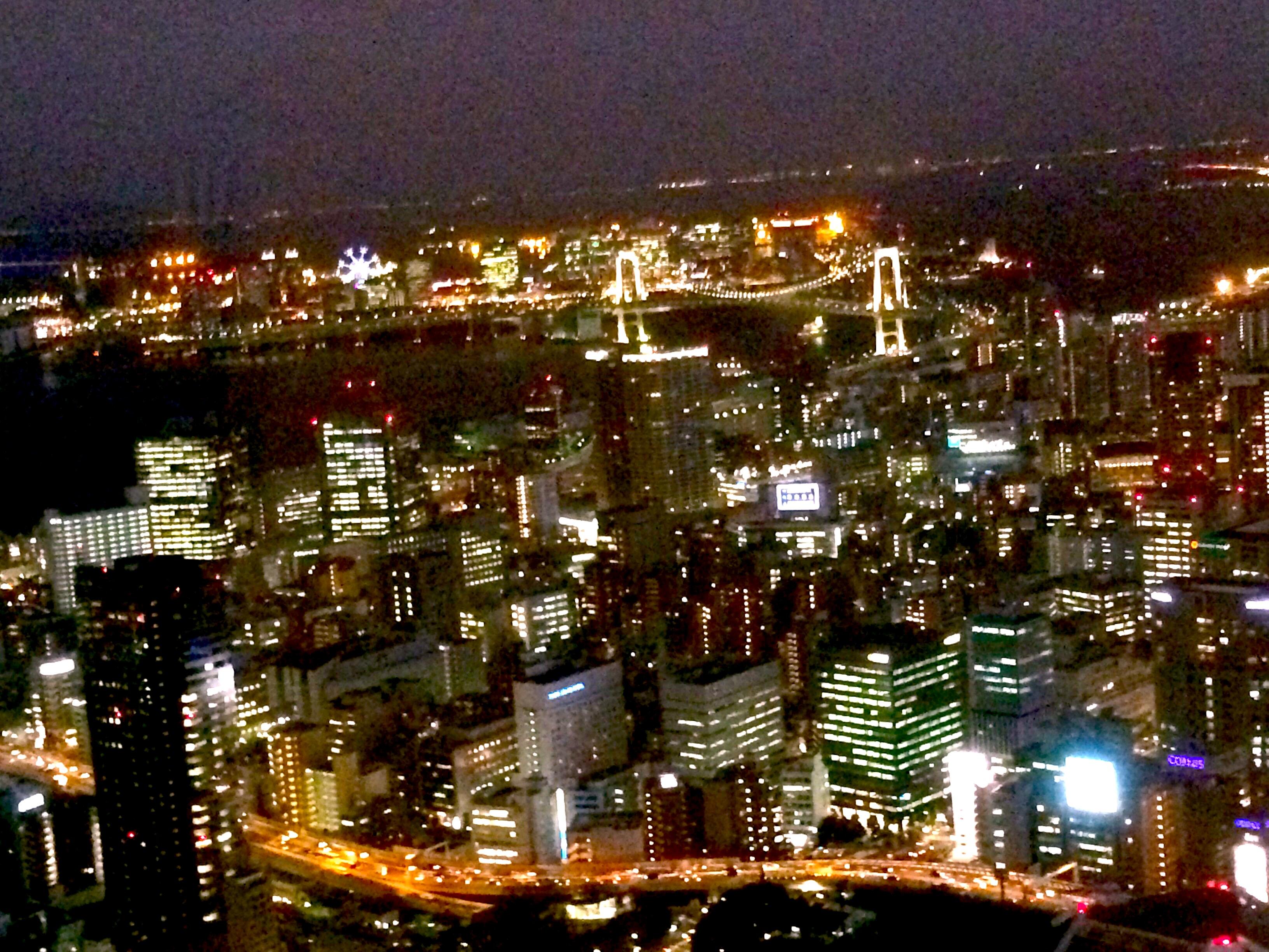 東京の観光-東京タワー-