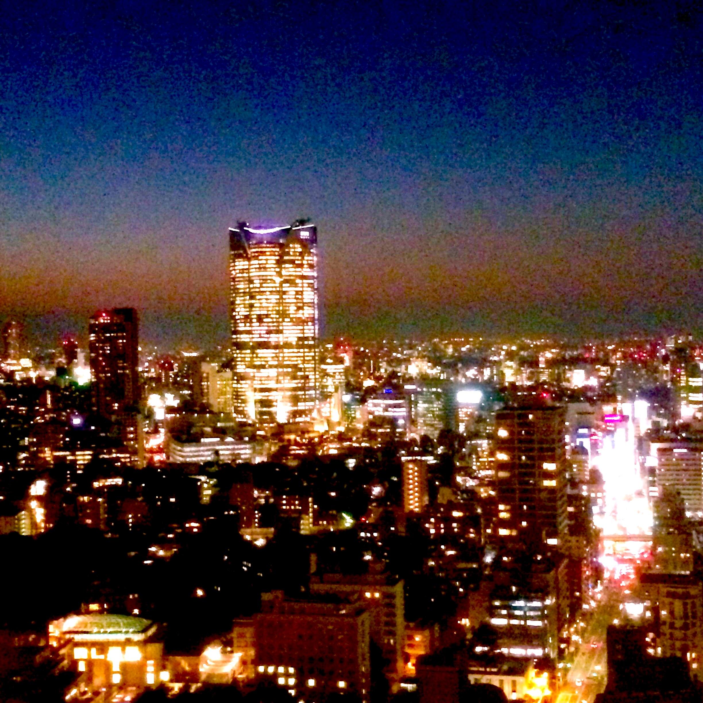 東京の観光-東京タワー-2