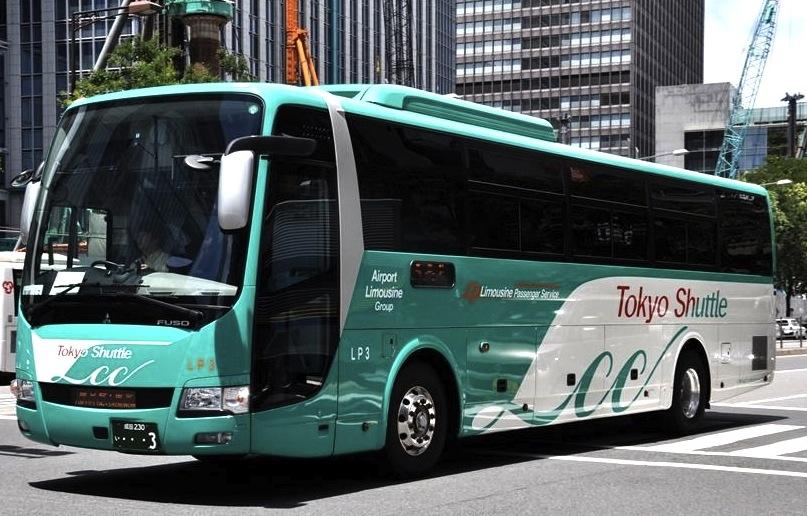 格安高速バス-東京シャトル