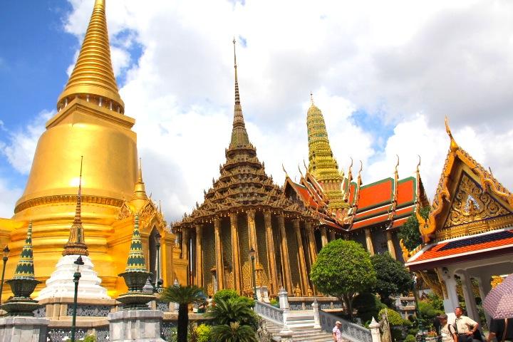 ワットプラケオ-バンコクの観光スポット-2