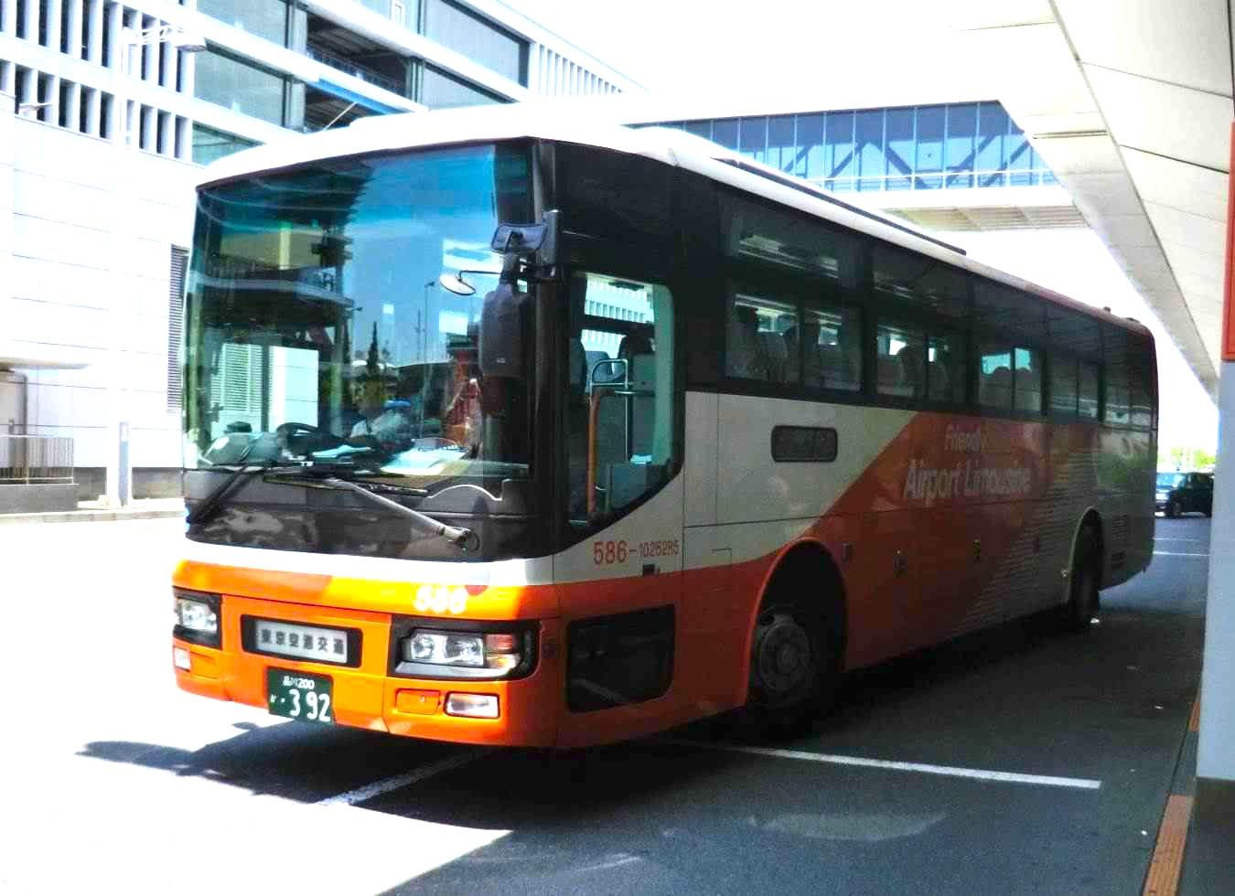 リムジンバス-空港-3