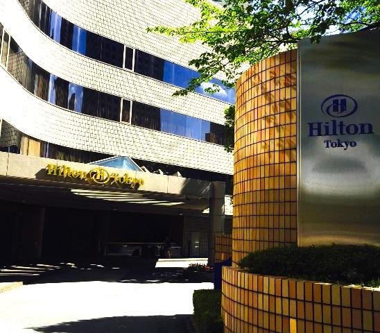 ヒルトン東京-新宿のホテル-17