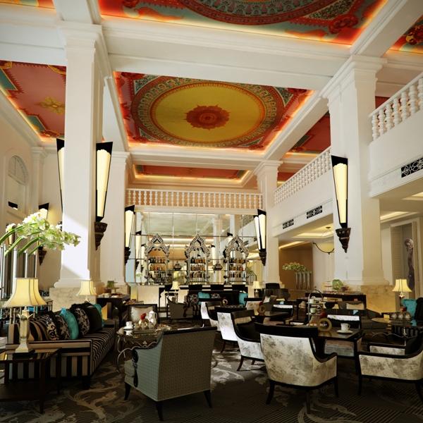 Anantara Siam Bangkok Hotel-2