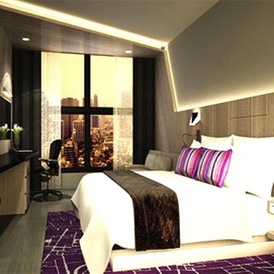 バンコクで立地が良くて安いコスパ良いホテル-6
