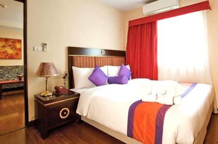 バンコクで立地が良くて安いコスパ良いホテル-11