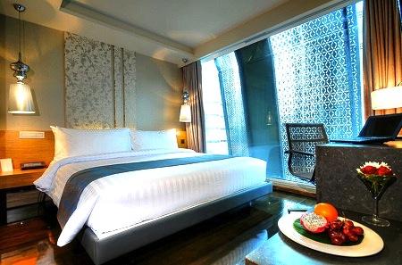 バンコクで立地が良くて安いコスパ良いホテル-13