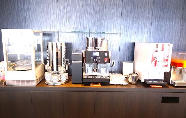 クレジットカードで入れる羽田空港のラウンジ-SKY LOUNGE ANEX-2