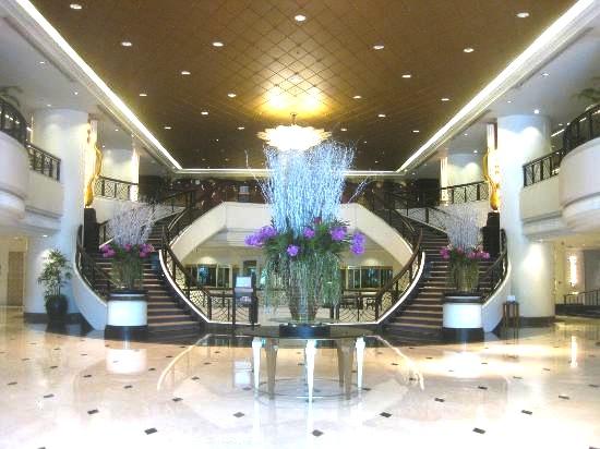 バンコクでプールの良いホテル-ロイヤルメリディアン-3