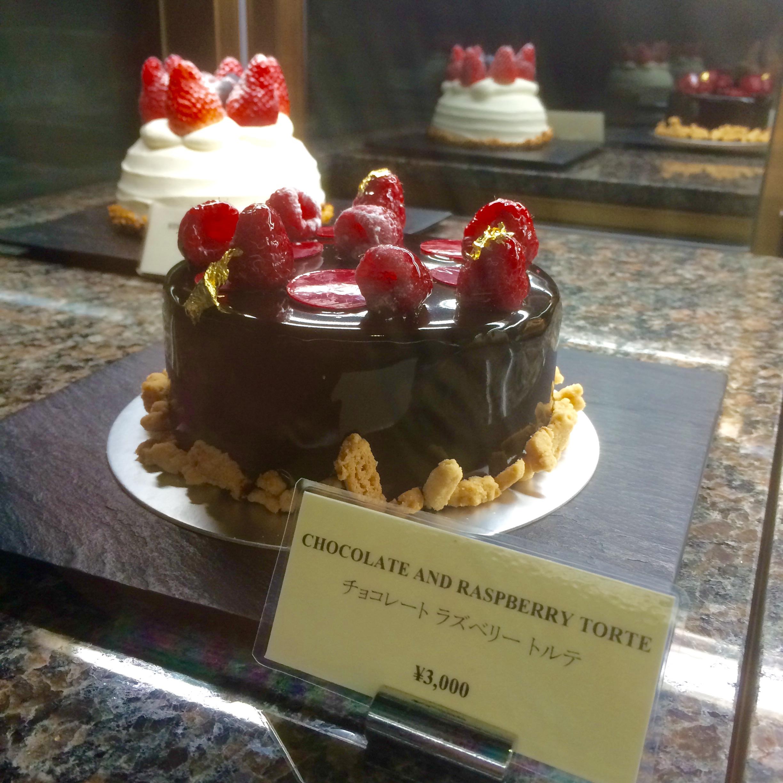 パークハイアットのケーキ-ペストリーブティック-5