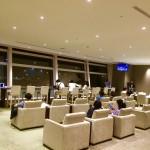 羽田空港の国際線のクレジットカード会社ラウンジ SKY LOUNGE