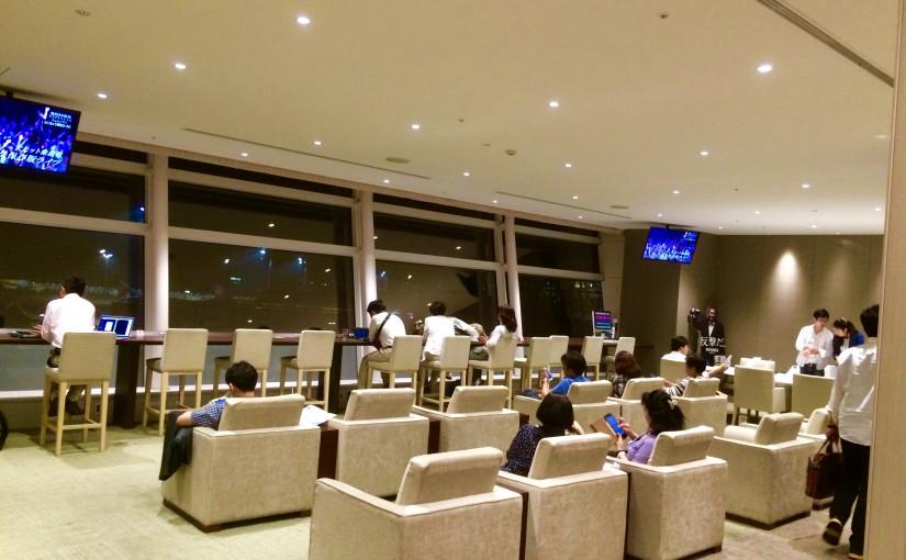 羽田空港-国際線のカードラウンジ-SKY-LOUNGE-15
