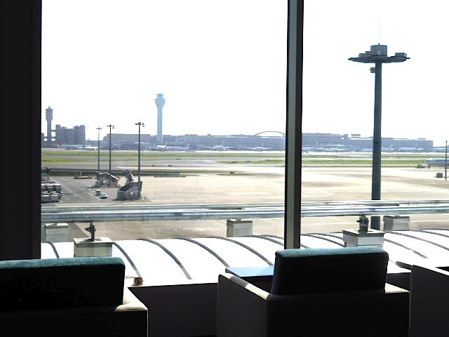 クレジットカードで入れる羽田空港のラウンジ-SKY LOUNGE ANEX-9