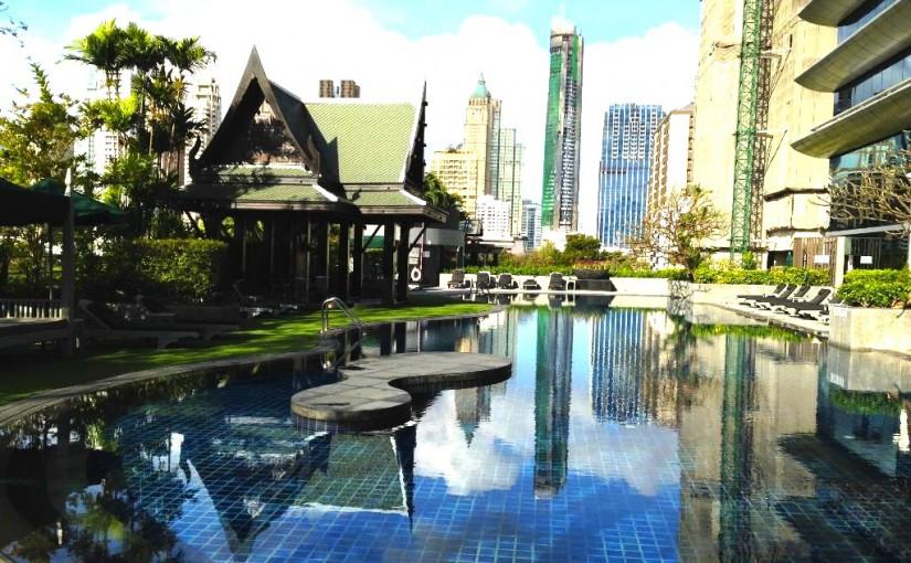 バンコクでプールが良いホテルならココ★  ロイヤル メリディアン