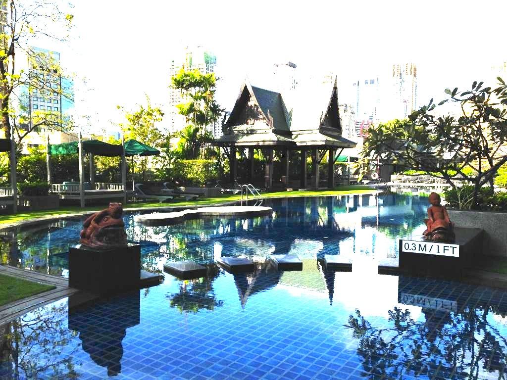 バンコクでプールの良いホテル-ロイヤルメリディアン-5