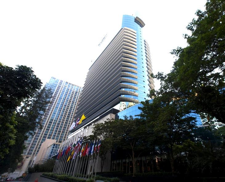 バンコクでプールの良いホテル-ロイヤルメリディアン-プラザアテネ-1