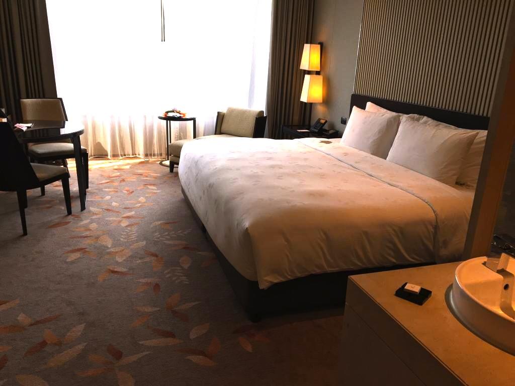 バンコクの人気ホテル-オークラ-1