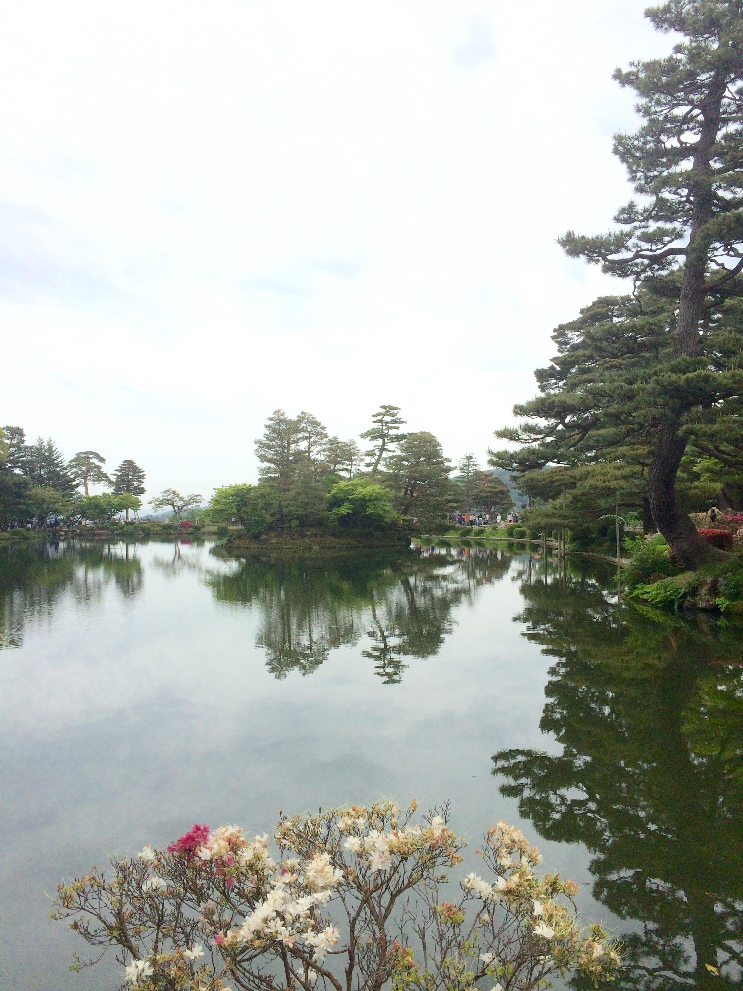 金沢旅行の観光地-兼六園-9