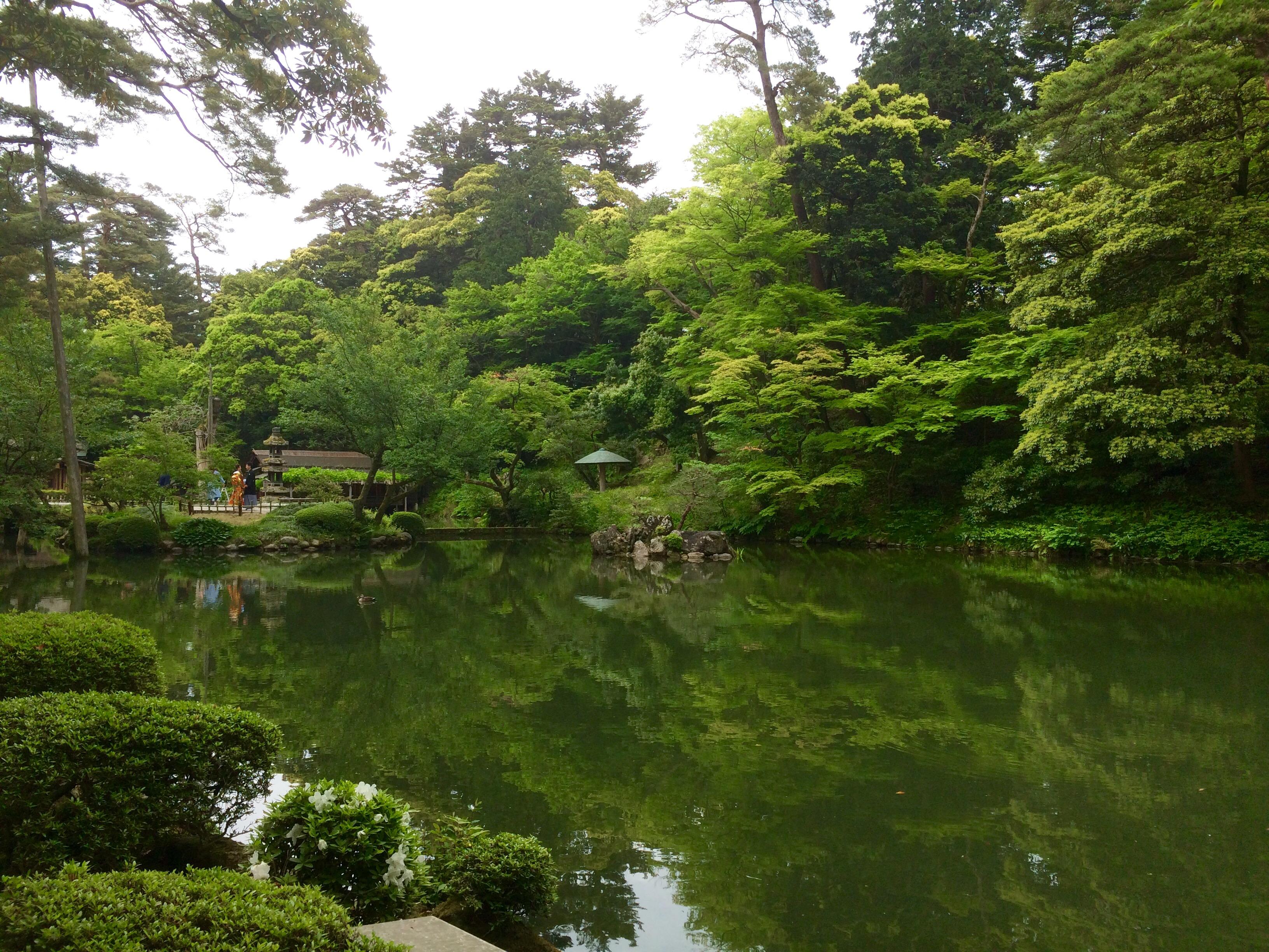 金沢旅行の観光地-兼六園-5