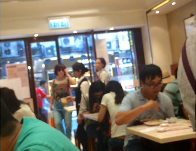 香港で人気のワンタン麺-池記雲呑麺のメニュー-2