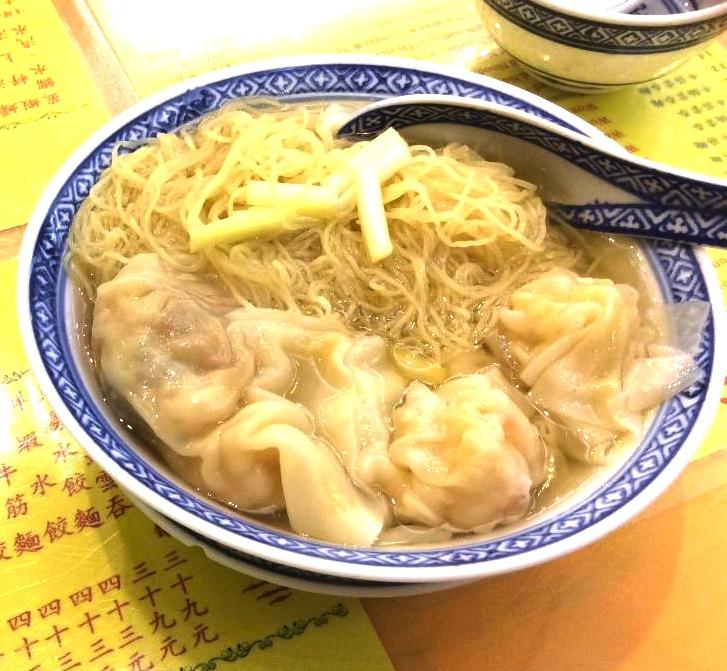 おすすめの香港の老舗ワンタン麺-maks-noodle-2