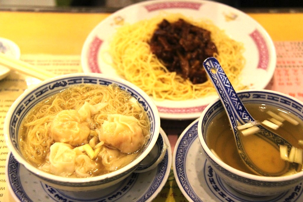おすすめの香港の老舗ワンタン麺-麥奀雲吞面世家-8