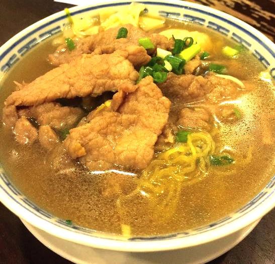 香港の美味しいワンタン麺-沾仔記の雲呑麺-3