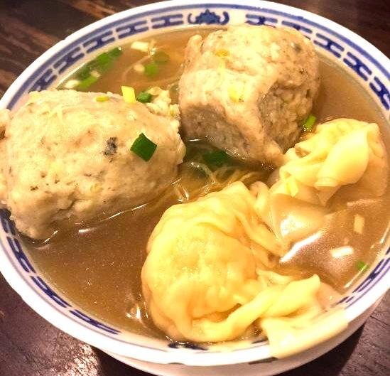 香港の美味しいワンタン麺-沾仔記の雲呑麺-2
