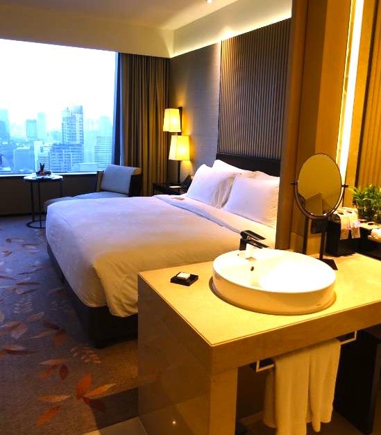 バンコク-スクンビットの人気ホテル-オークラ-3