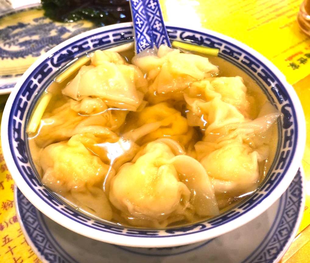おすすめの香港の老舗ワンタン麺-麥奀雲吞面世家-3