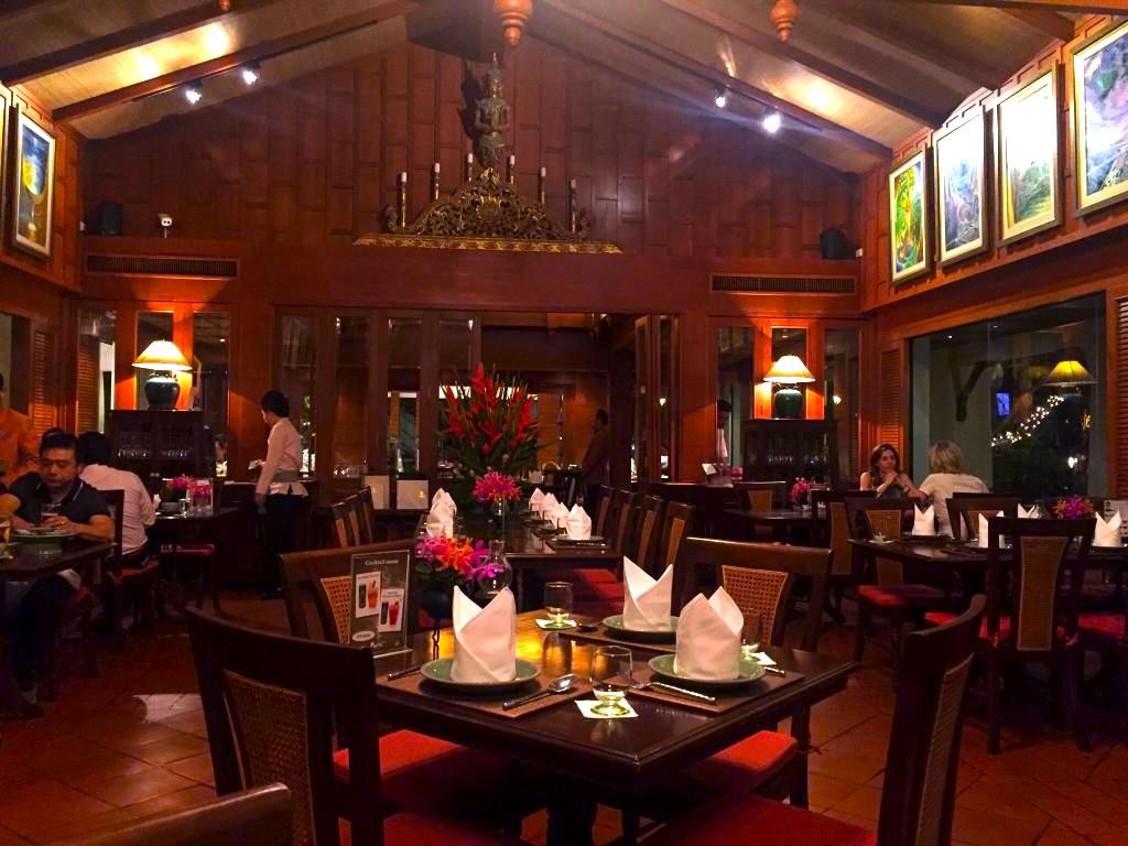 バンコクのタイ料理レストラン-バーンカニタ・ギャラリー-9