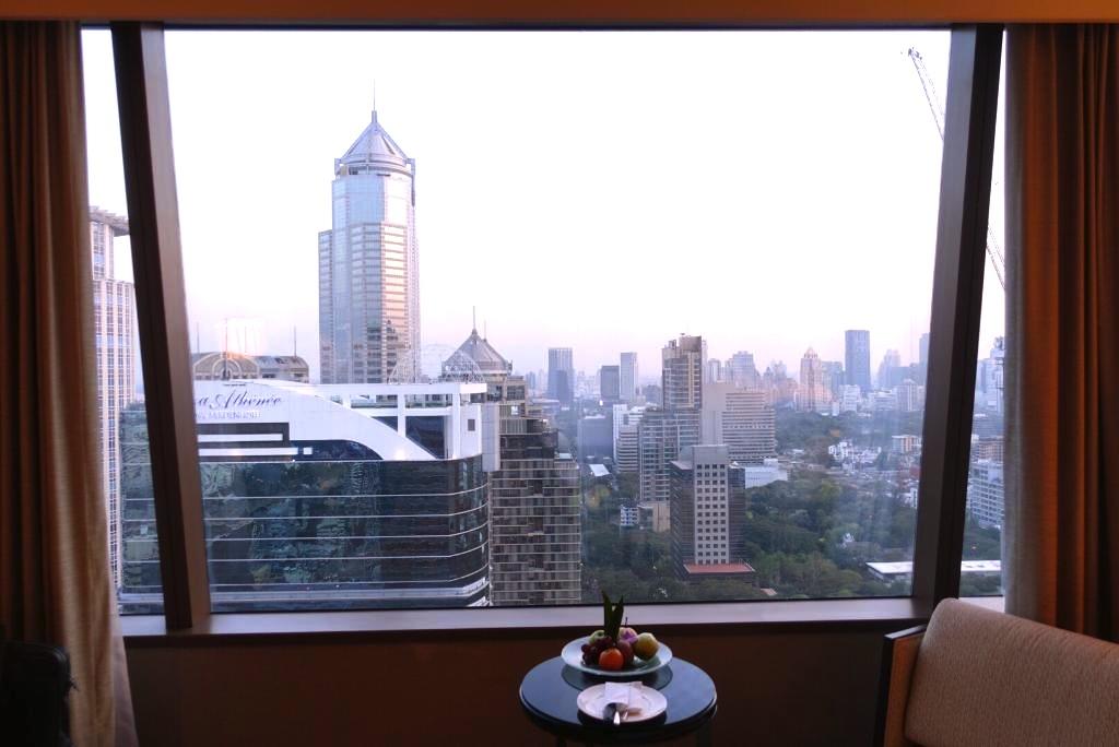 バンコク-スクンビットの人気ホテル-オークラ-1
