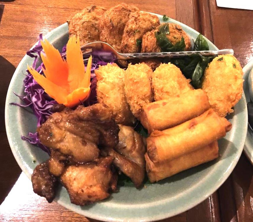 バンコクのレストラン-バーンカニタ・ギャラリー-12