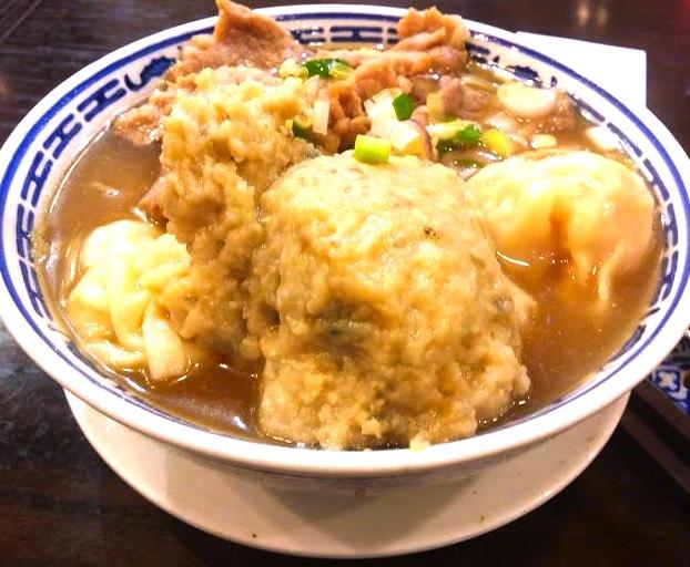 香港の美味しいワンタン麺-沾仔記の雲呑麺-16
