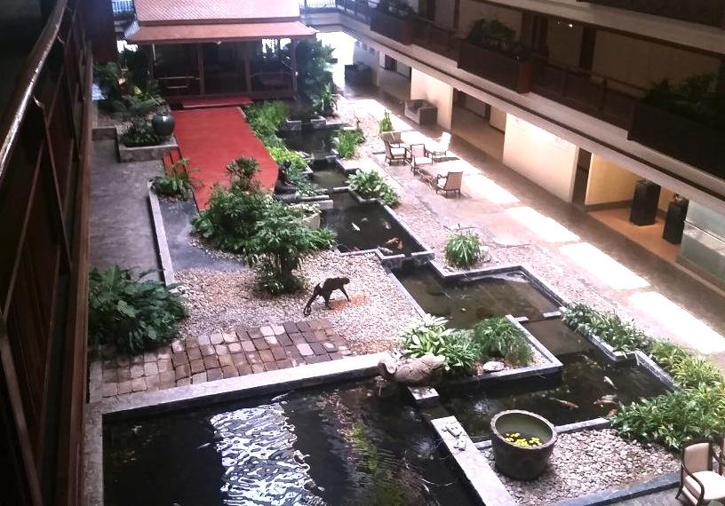 スクンビットのホテル