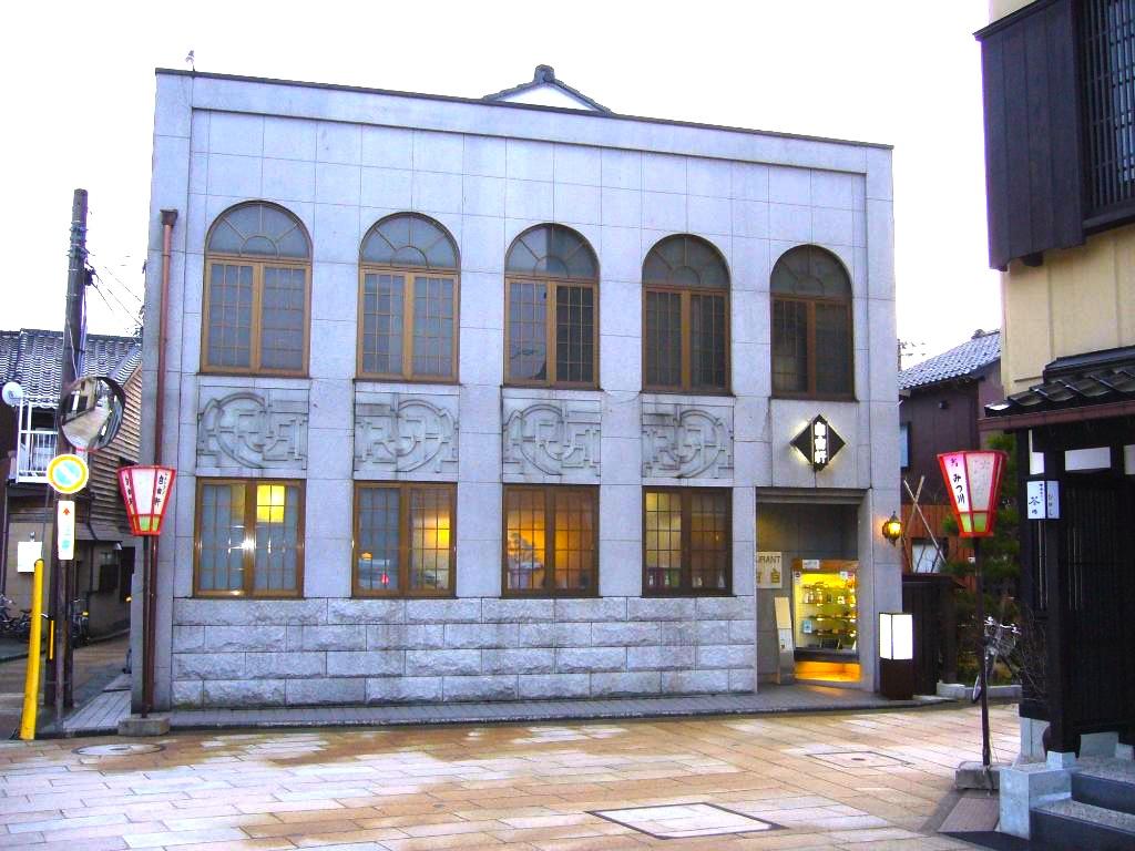 金沢-東茶屋-自由軒