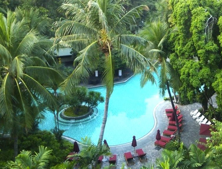 バンコクでプールが大きいホテル-スイソテル-6