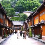 東茶屋街は金沢の雅な観光スポット