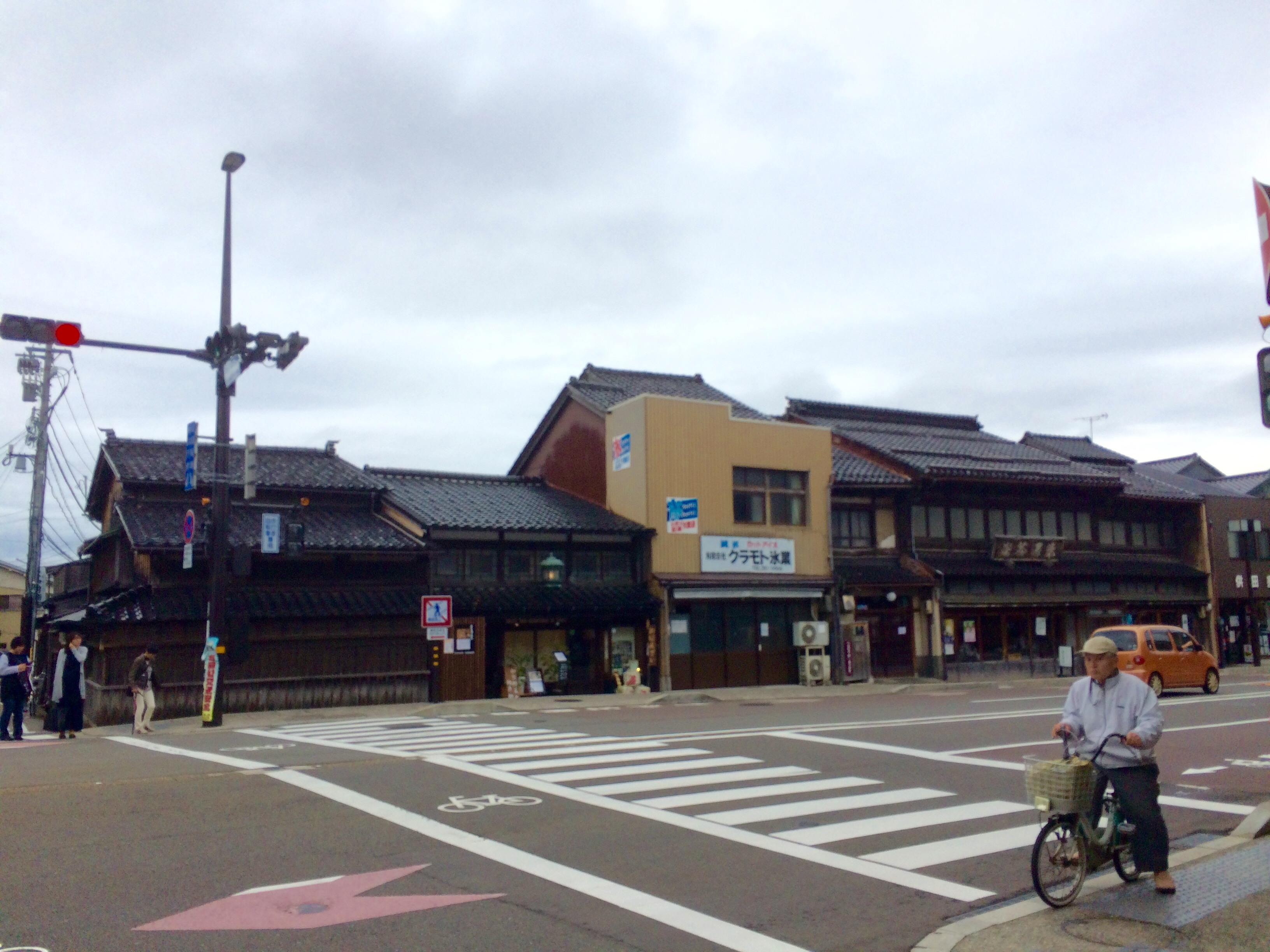 金沢-東の茶屋街-11