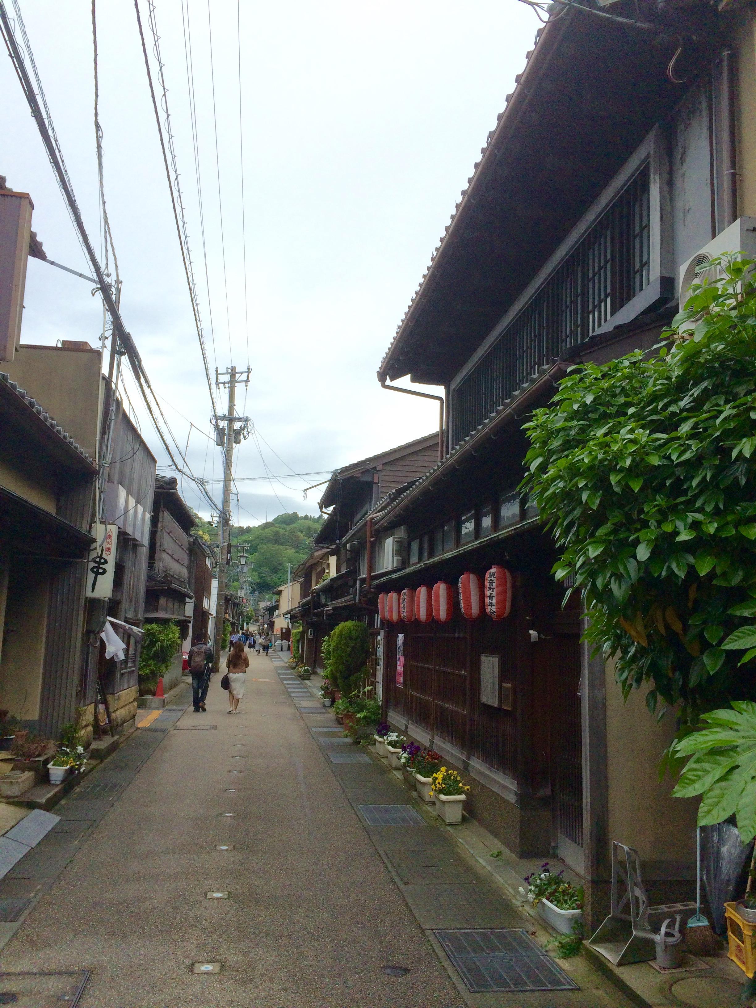 金沢-東の茶屋街-10