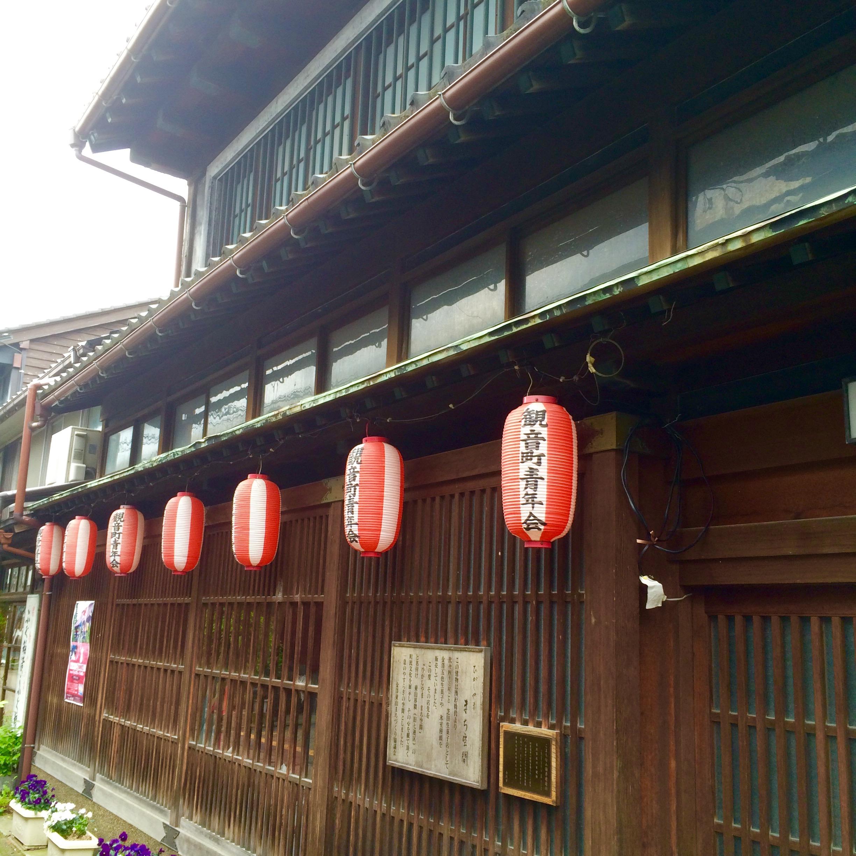 金沢-東の茶屋街-8