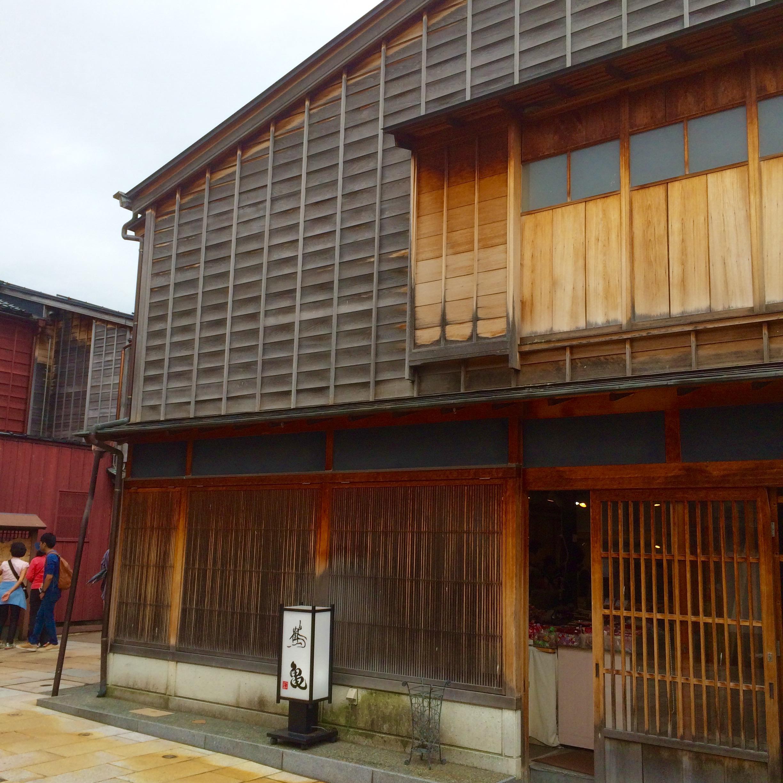 金沢-東の茶屋街-2
