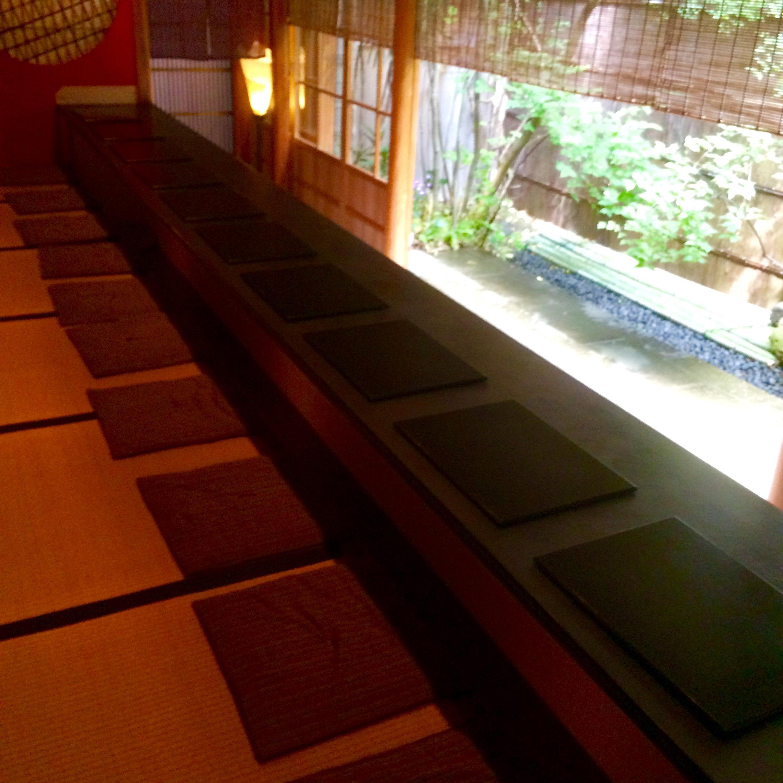 金沢の和カフェ- 東の茶屋街-志摩-喫茶