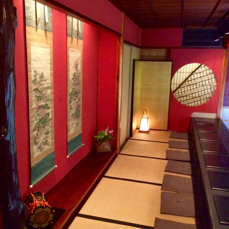 金沢の和カフェ- 東の茶屋街-志摩-8