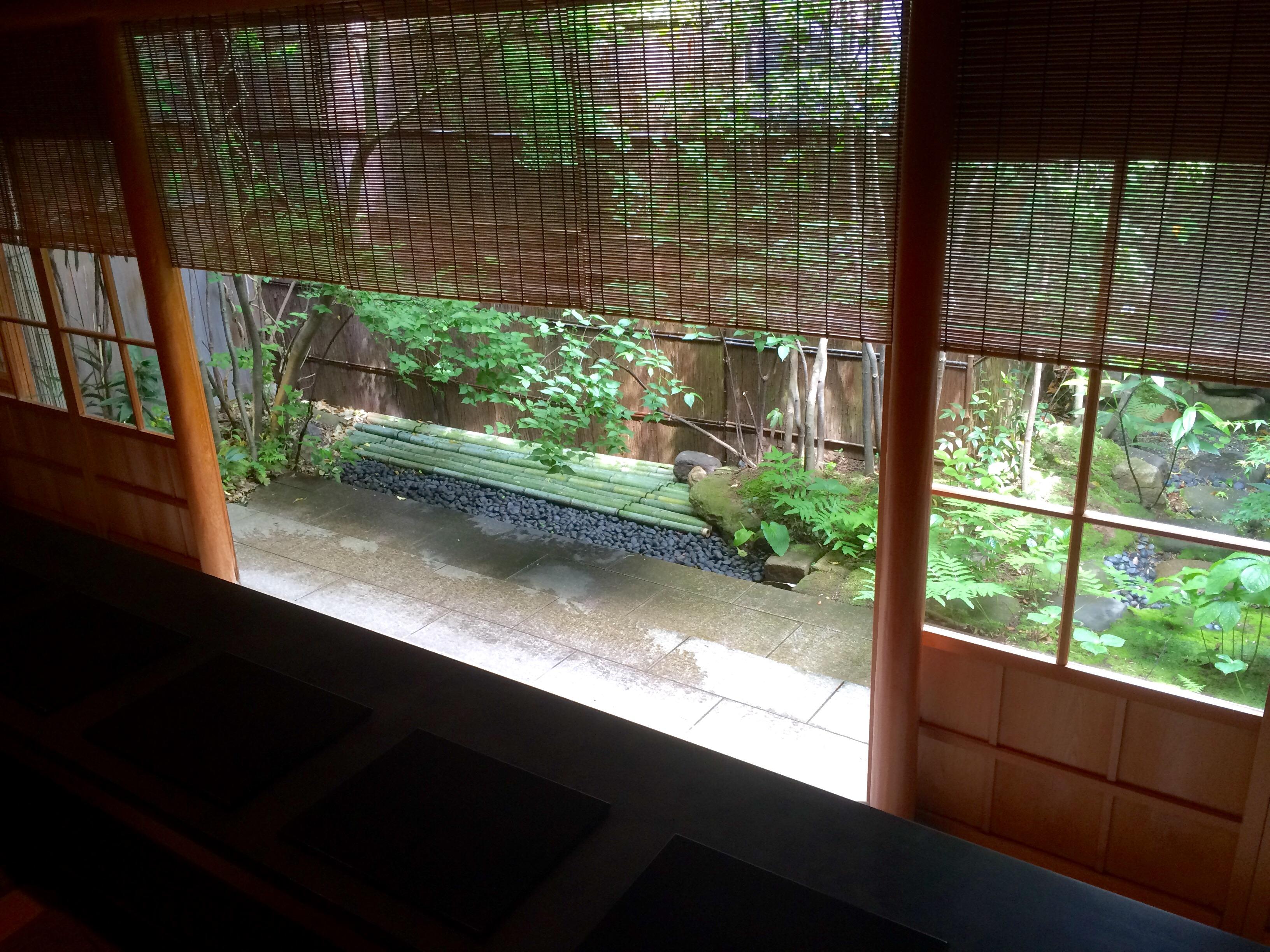 金沢の和カフェ- 東の茶屋街-志摩-7
