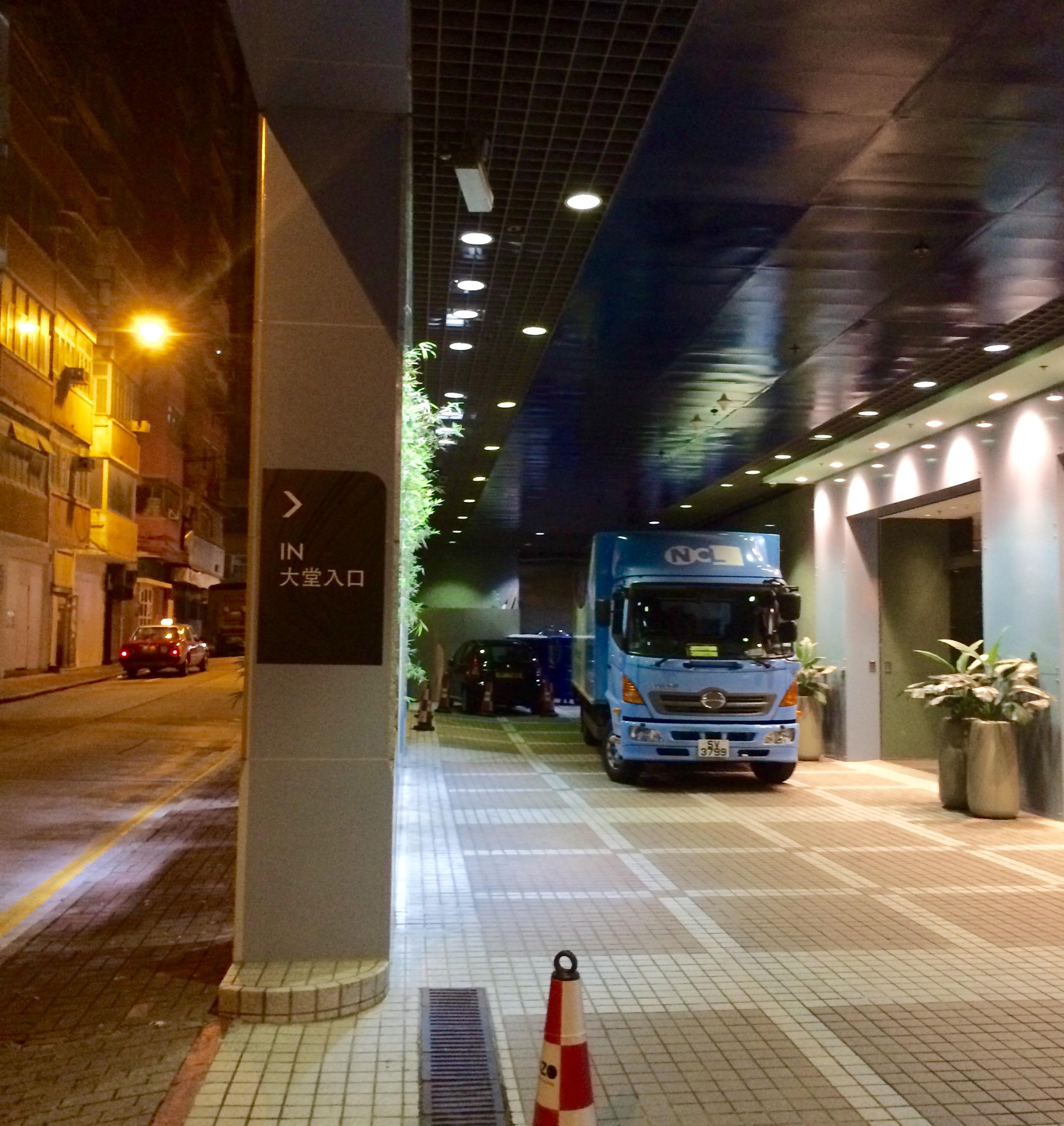 香港のコスパの良いホテル-OZO-4