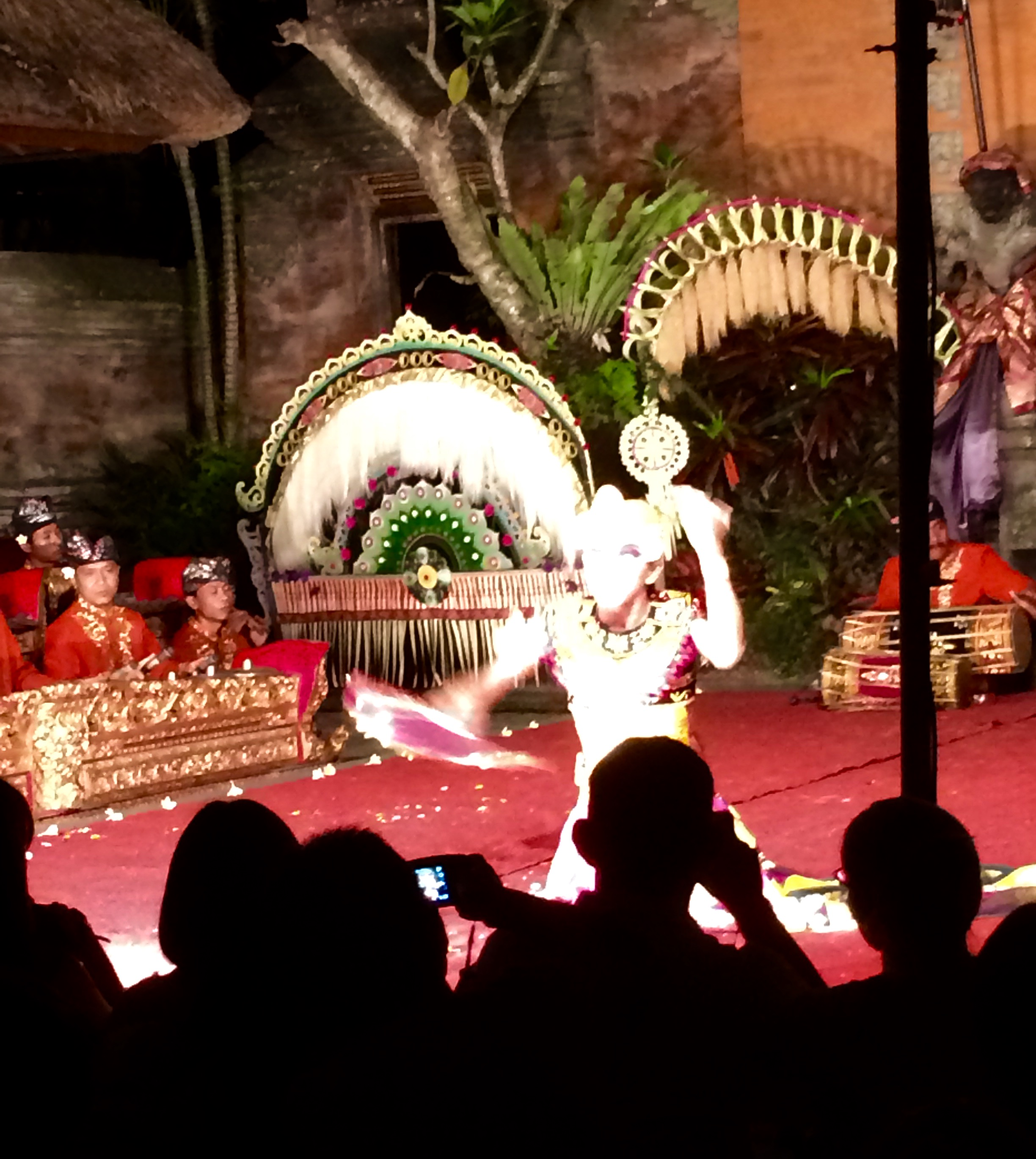 バリのバリ舞踊-レゴンダンス-6